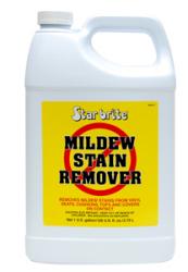 Mildew Stain Remover, Gallon  - Star Brite