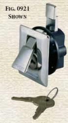 Flush Non-Locking Latch - Perko