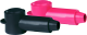 Stud Cap, 2-2/0 AWG, Black, (1) - Blue Sea Sy …