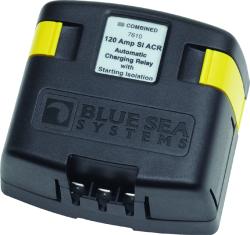 Automatic Charging Relay, 120A 12/24V - Blue  …