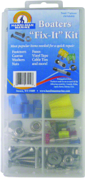 Fix-It Kit, 75pc. - Handi-Man Marine
