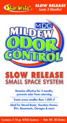 Small Area Mildew Odor Contor, (2) 10 gr. - S …