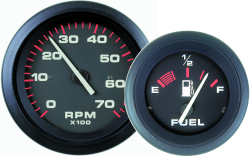 GPS Speedometer, 80MPH  - SeaStar Solutions
