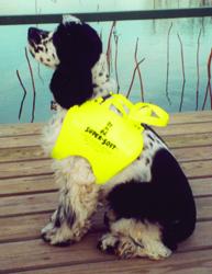 "Doggy Life Jacket/Vest Large , 19-23"" Ch …"