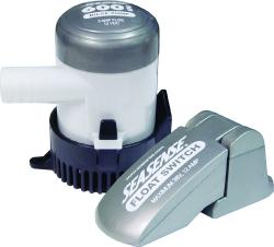 Seasense Bilge Pump with Switch 600 GPH 3/4&q …