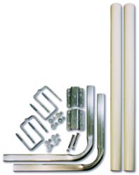 """Guide Pole Kit (no lights), 40"""" - Seasen …"""