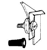 Blind Fastener 6-32x1 - Handi-Man Marine