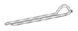 Cotter Pin 1/8x1-1/2, Stainless Steel - Handi …