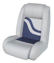 Bucket Seat Weekender Series, Gray-Navy - Wis …