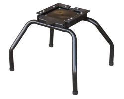 Seat Stand with WD17 Bracket - Wise Boat Seat …