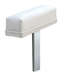 Solid Color Seat Arm Rests, Brite White - Wis …