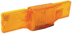 Boat Side Marker Light, Amber - Seachoice
