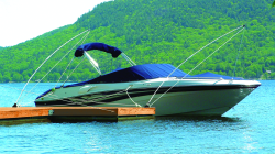 14' Mooring Whip for Boats up to 10,000 l …