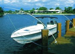 Fixed Angle Base 12', f/Boats 18' - 2 …