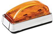 LED Amber Sidemarker Trailer Light - Seachoic …