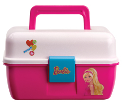Barbie Tackle Box - Shakespeare