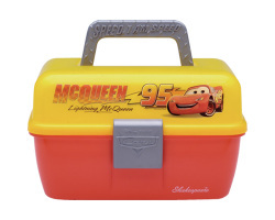 Disney Cars Tackle Box - Shakespeare