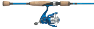 Apprentice Spinning Combo: Reel - 30 Size Rod …