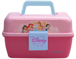 Disney Princess Tackle Box  - Shakespeare