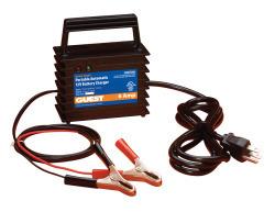 Portable Marine Battery Charger 6A/12V, 1 Ban …