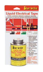 Liquid Electrical Tape - 4 Oz. - Clear - Star …