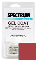 Tige, 2006-2011, Red VAL LVOC Color Boat Gel  …