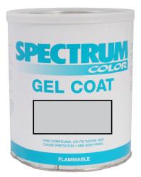 Larson, 1985, Light Grey Color Boat Gel Coat  …
