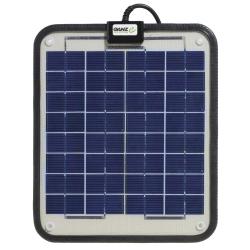 GANZ Eco-Energy Semi-Flexible Solar Panel - 6 …