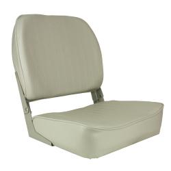 Low-Back Folding Seat, Gray - Springfield Mar …