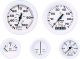 """Tachometer, 7K, 4"""" For Outboards, Alumin …"""