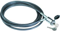 Cable Lock, 15' - Fulton