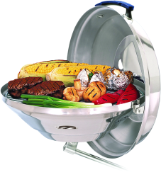 """Magma, Kettle Charcoal Grill, 15"""", Barbe …"""