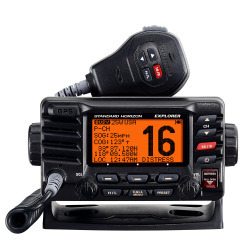 Standard Horizon Explorer GX1700B GPS Fixed M …