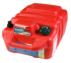 6 Gallon Portable Marine Fuel Tank - Seasense