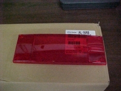Tail Light Lens Only for TLL-16RK - Optronics