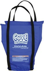 Cove Cushion, Blue - Kent