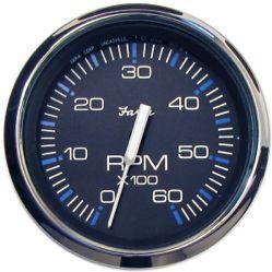 "Chesapeake SS Tachometer, 6K, 4"" For Inb …"