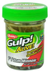 """Berkley Gulp! Alive! 1"""" Minnow - Color:  …"""