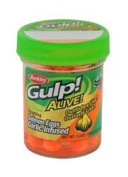 Berkley Gulp! Alive! Garlic Infused Floating  …