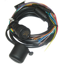 GPS Power/Data Cable, Bare Wires - Garmin
