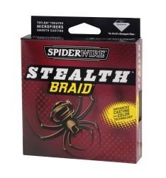 Spiderwire Stealth 1500 Yd. Bulk Spool - Lb.T …