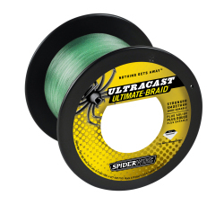 Spiderwire Ultracast  1500 Yd. Spool - Lb.Tes …