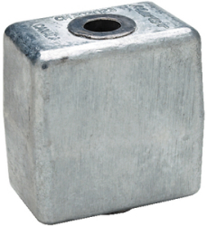 OMC Zinc Anode Block - Martyr Anodes