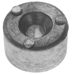 Zinc Yamaha Button Anode CM6884525101Z - Mart …