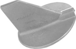 Aluminum Yamaha Skeg Anode CM6E54537101A - Ma …