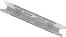 Aluminum Yamaha Transom Bracket Bar Anode CM6 …