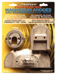 Mercury/Mercruiser Anode Kit, Magnesium, ALPH …