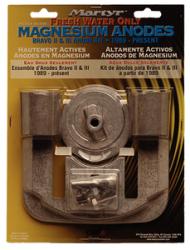 Mercury/Mercruiser Anode Kit, Magnesium, Brav …