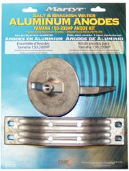 Yamaha 150-200 HP Aluminum Anode Kit CM-Y150K …