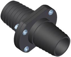 Inline Scupper Fits 1-1/8in Hs - T-H Marine S …